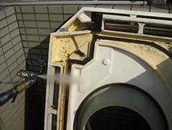 業務用エアコンクリーニング大阪 作業の流れステップ5