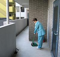 日常清掃、定期清掃、特別清掃 大阪