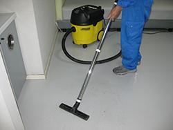 床ワックス作業の流れステップ3