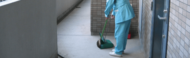 日常清掃 大阪