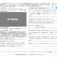 ハウスクリーニング大阪吹田 お客様の口コミ(評価)230313