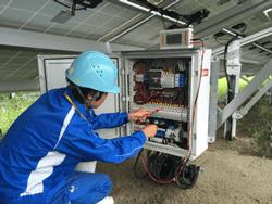 太陽光発電メンテナンス製品点検